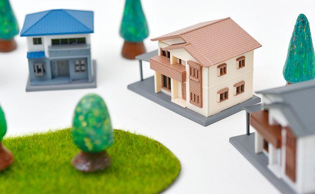 大手ハウスメーカー様の分譲住宅の設計