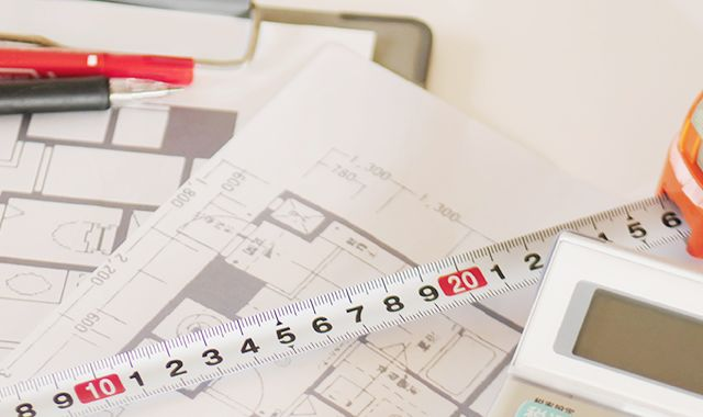 実施設計図面と詳細見積のチェック